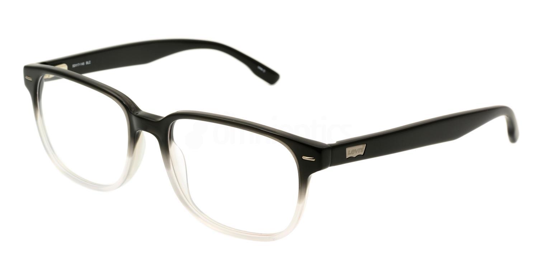 01 BLC LS124 Glasses, Levi's Eyewear