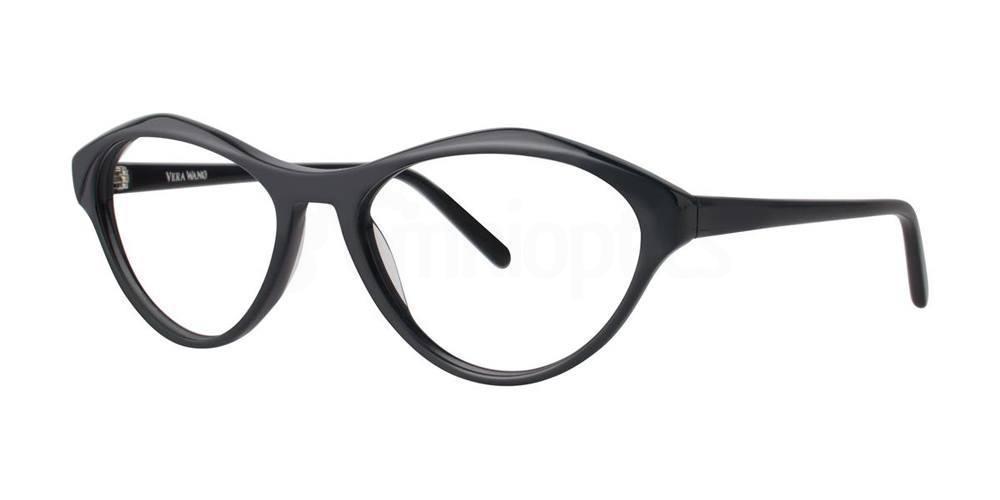 Black V369 Glasses, Vera Wang