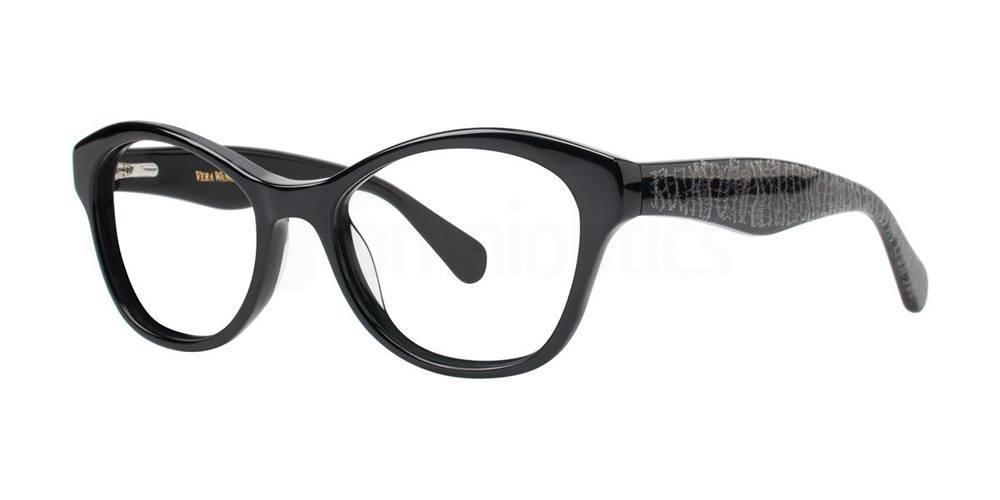 Black V374 Glasses, Vera Wang