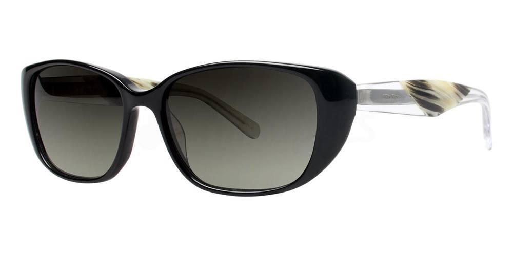 Black V420 Sunglasses, Vera Wang