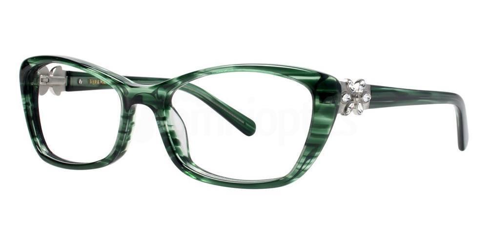 Emerald CHATOYANT , Vera Wang Luxe