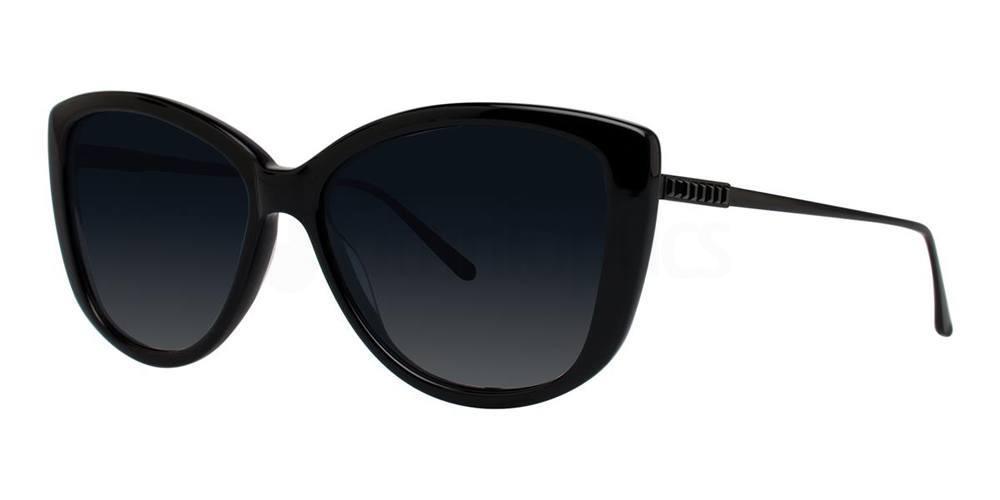 Black MARTINELLA Sunglasses, Vera Wang Luxe