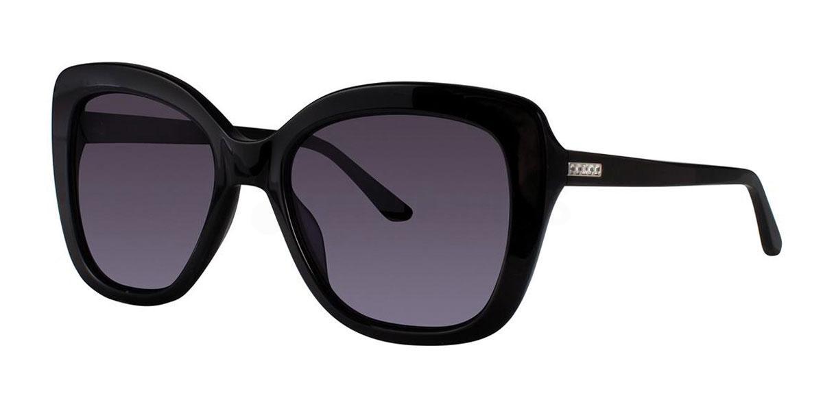 Ebony LUMEN Sunglasses, Vera Wang Luxe