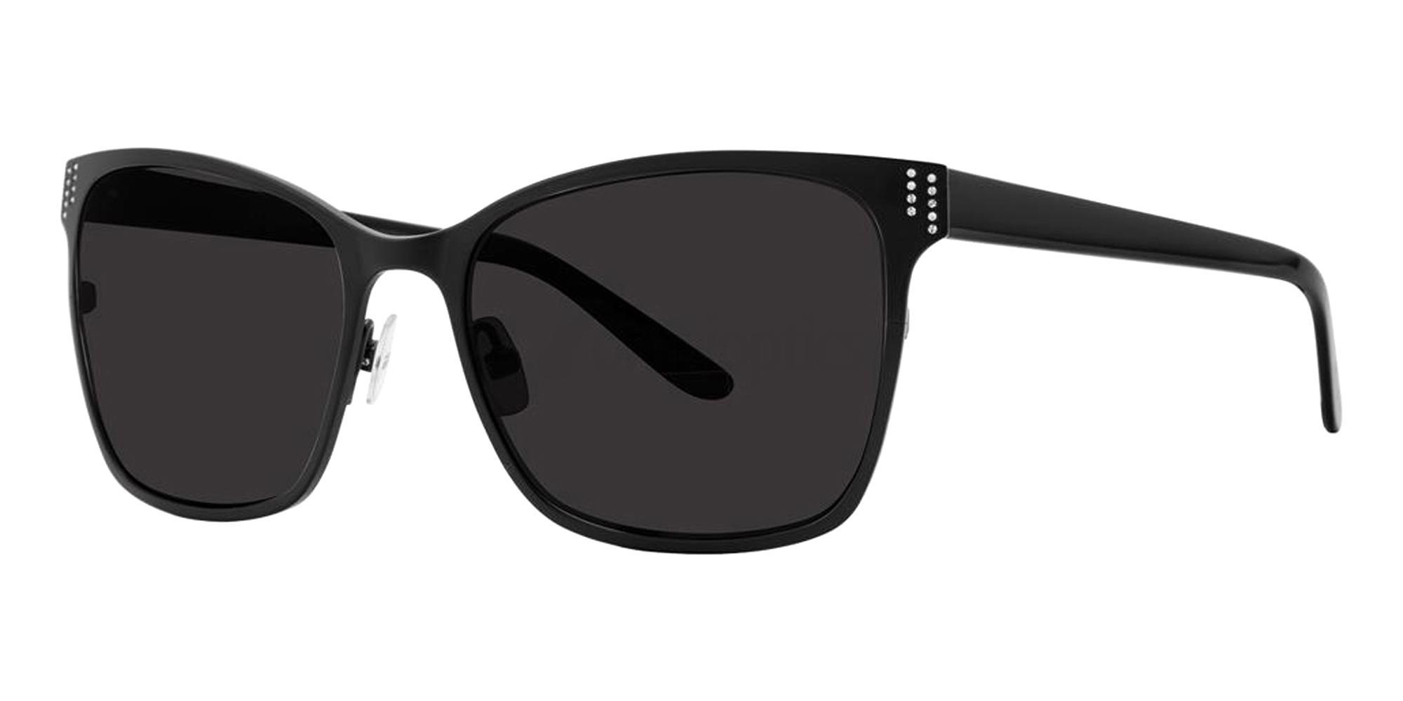 Black MIRAI Sunglasses, Vera Wang Luxe