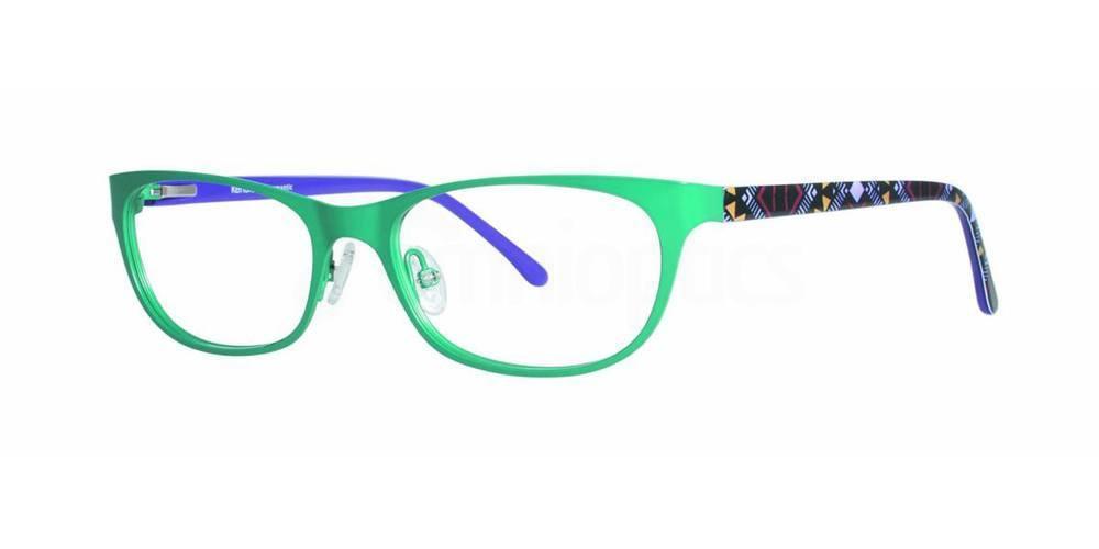 Aqua ROMANTIC Glasses, Kensie