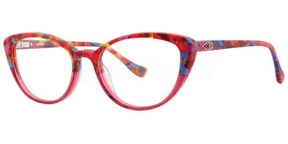 Pink Marble FLATTERING Glasses, Kensie