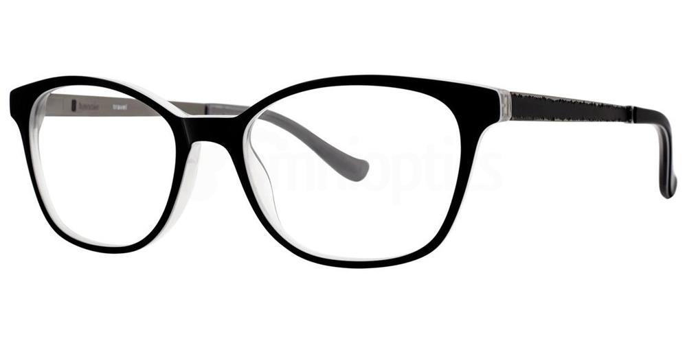Black Grey TRAVEL Glasses, Kensie