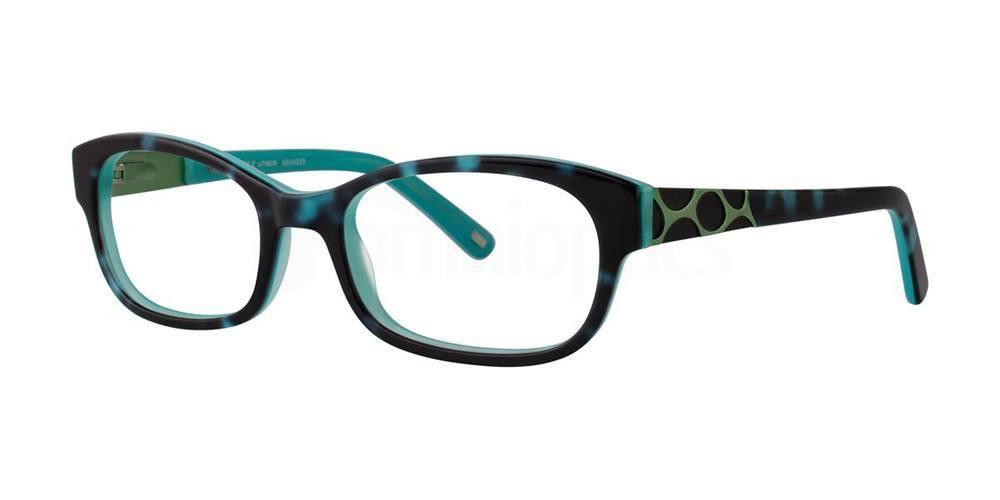 Aqua MEANDER Glasses, STYLE by Timex