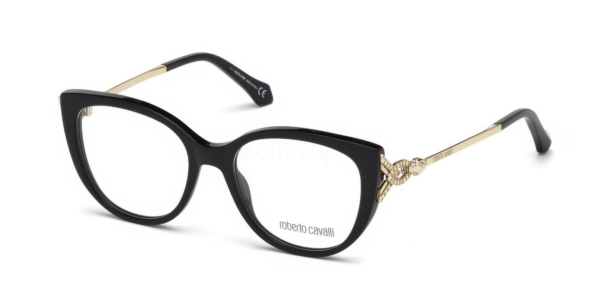 001 RC5053 Glasses, Roberto Cavalli