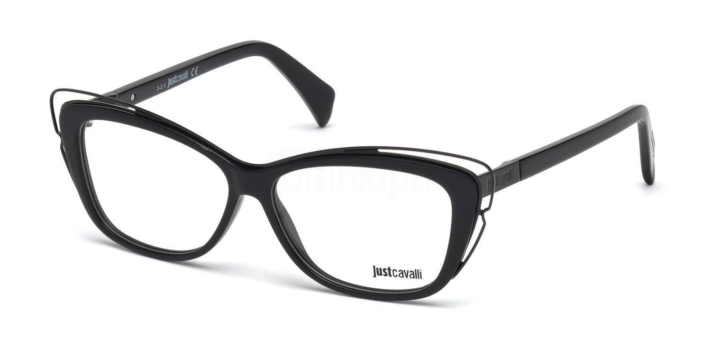 001 JC0704 Glasses, Just Cavalli