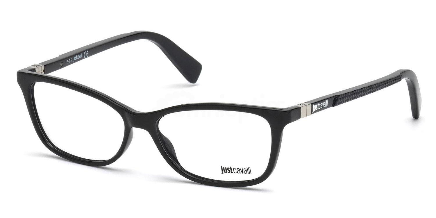 001 JC0763 Glasses, Just Cavalli