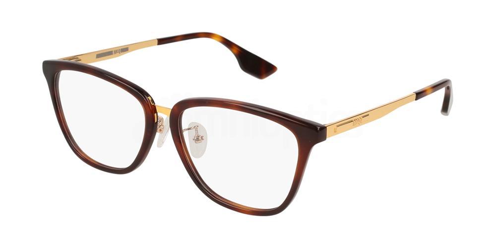 002 MQ0088OA Glasses, McQ