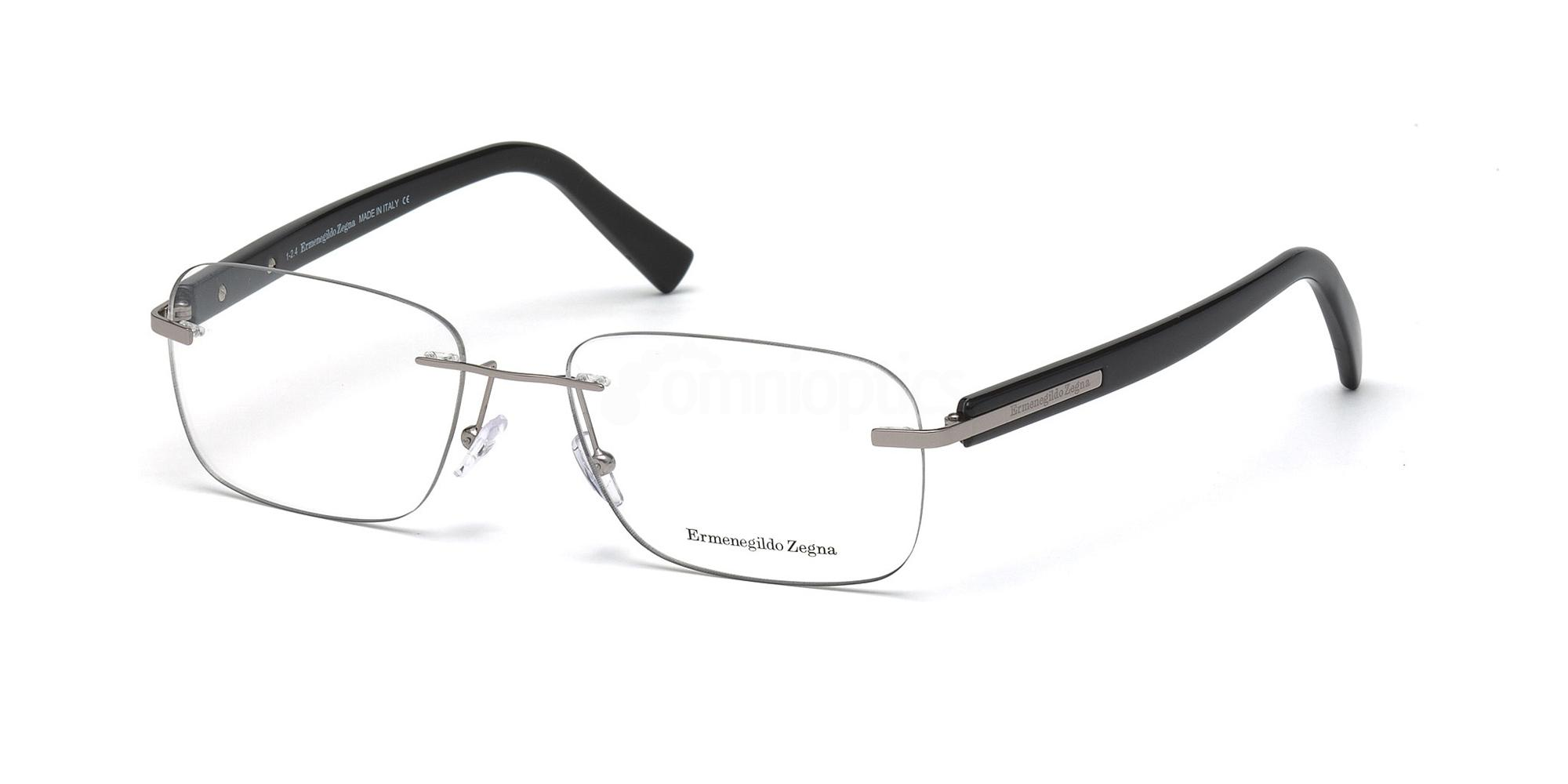012 EZ5003 Glasses, Ermenegildo Zegna