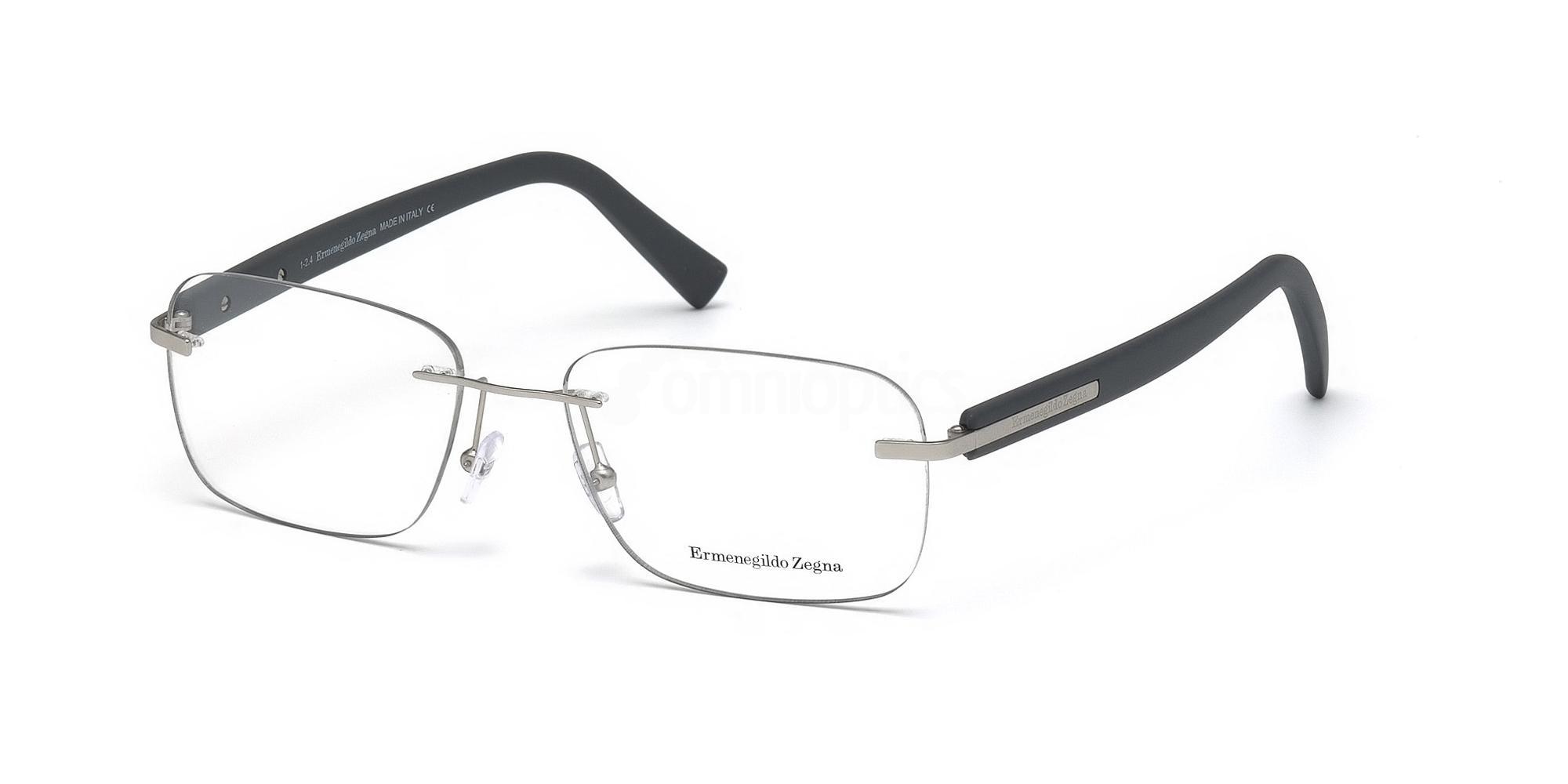 017 EZ5003 Glasses, Ermenegildo Zegna