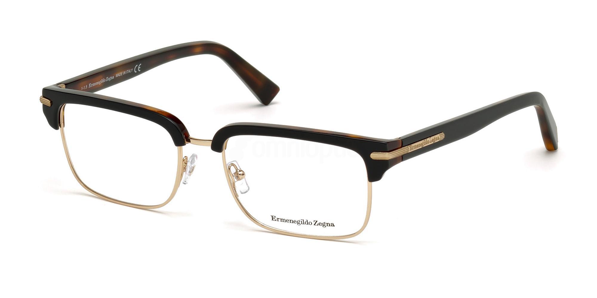 005 EZ5034 Glasses, Ermenegildo Zegna