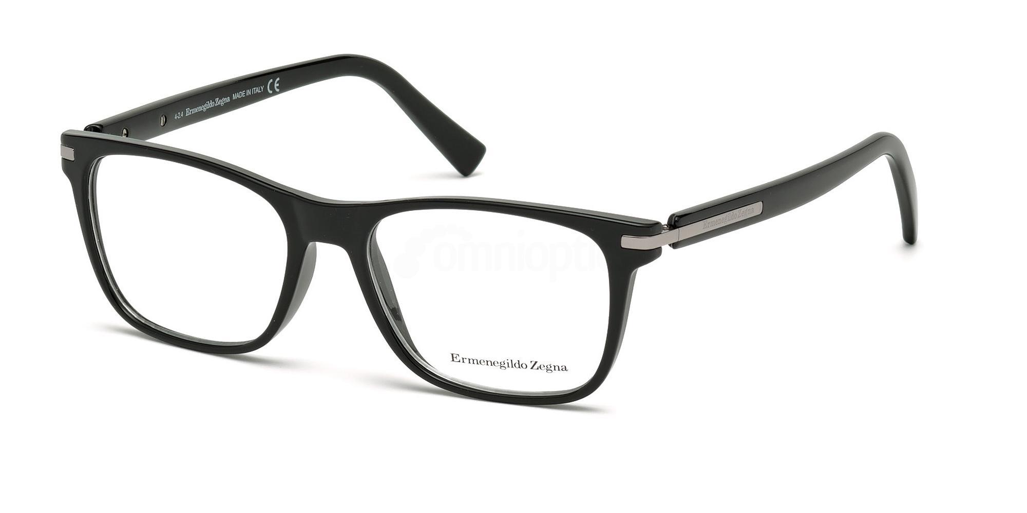 001 EZ5040 Glasses, Ermenegildo Zegna