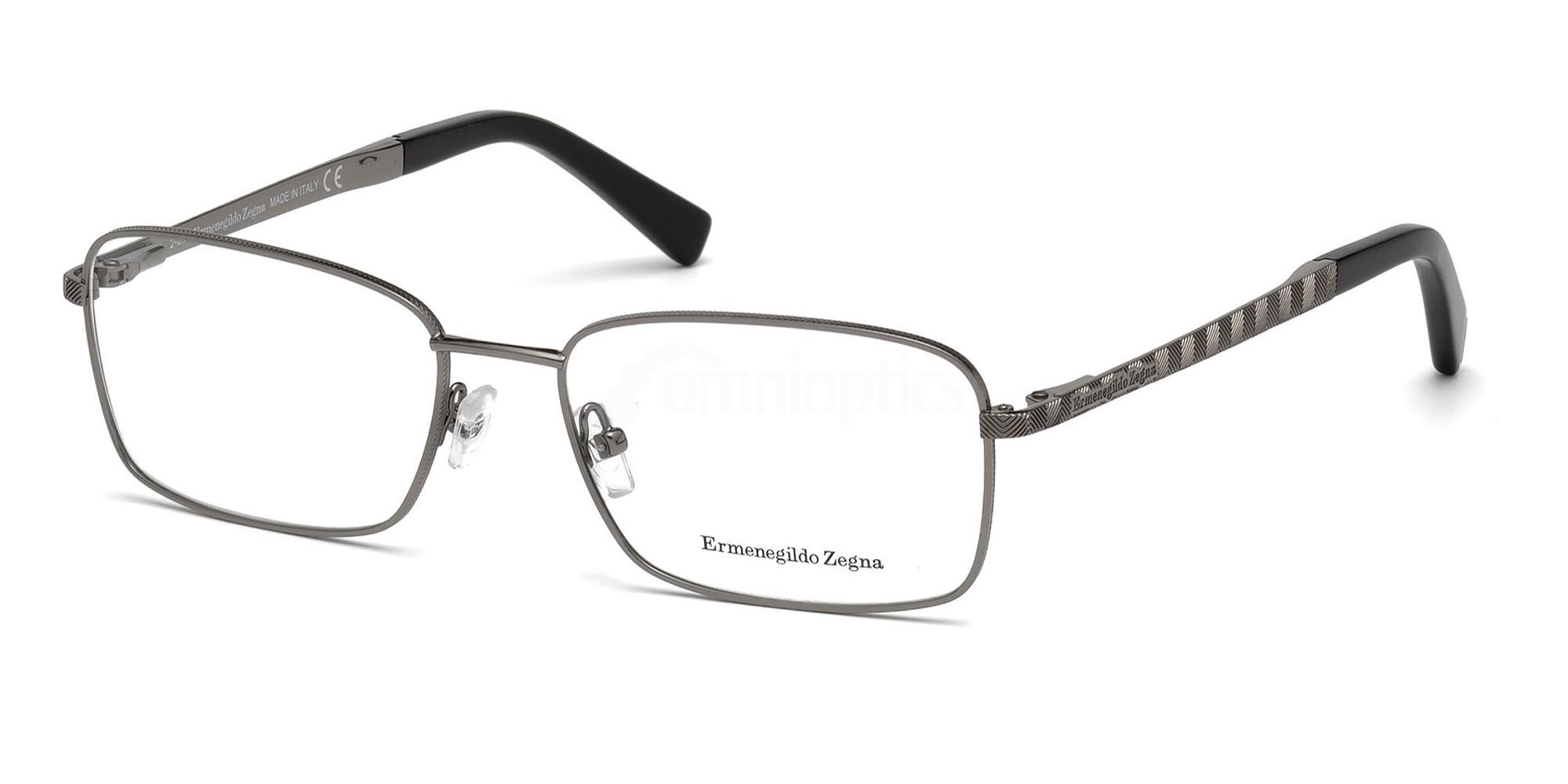 014 EZ5059 Glasses, Ermenegildo Zegna