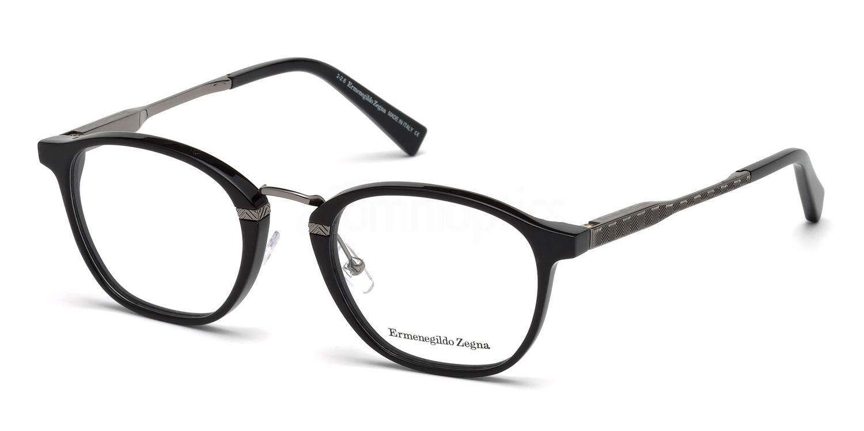 001 EZ5101 Glasses, Ermenegildo Zegna