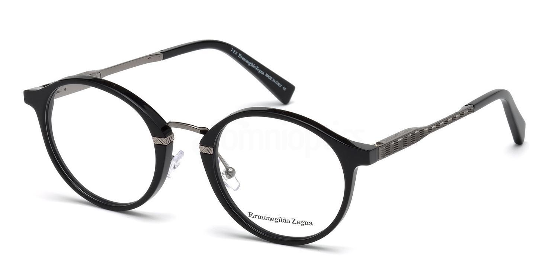 001 EZ5102 Glasses, Ermenegildo Zegna