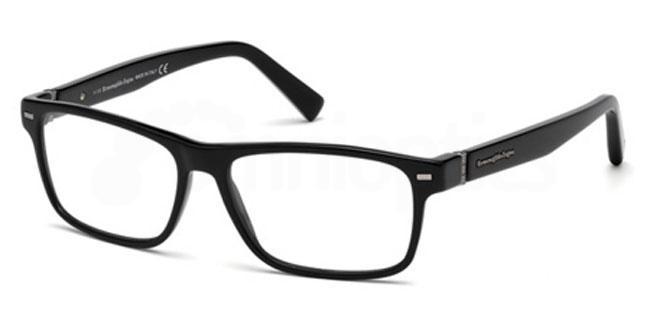 001 EZ5073 Glasses, Ermenegildo Zegna