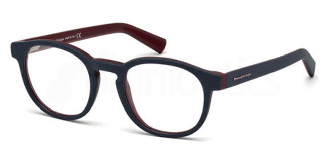 092 EZ5104 Glasses, Ermenegildo Zegna