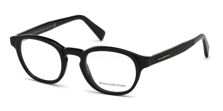 001 EZ5108 Glasses, Ermenegildo Zegna