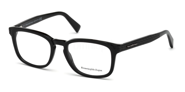 001 EZ5109 Glasses, Ermenegildo Zegna