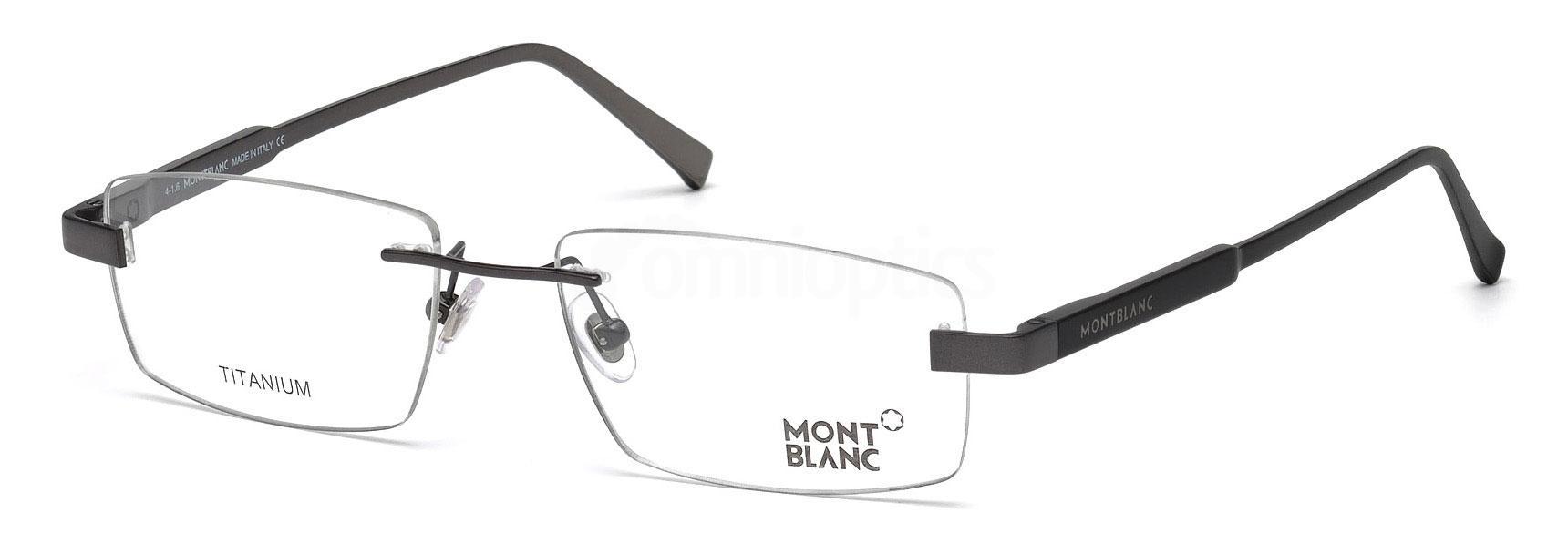 008 MB0661 Glasses, Mont Blanc
