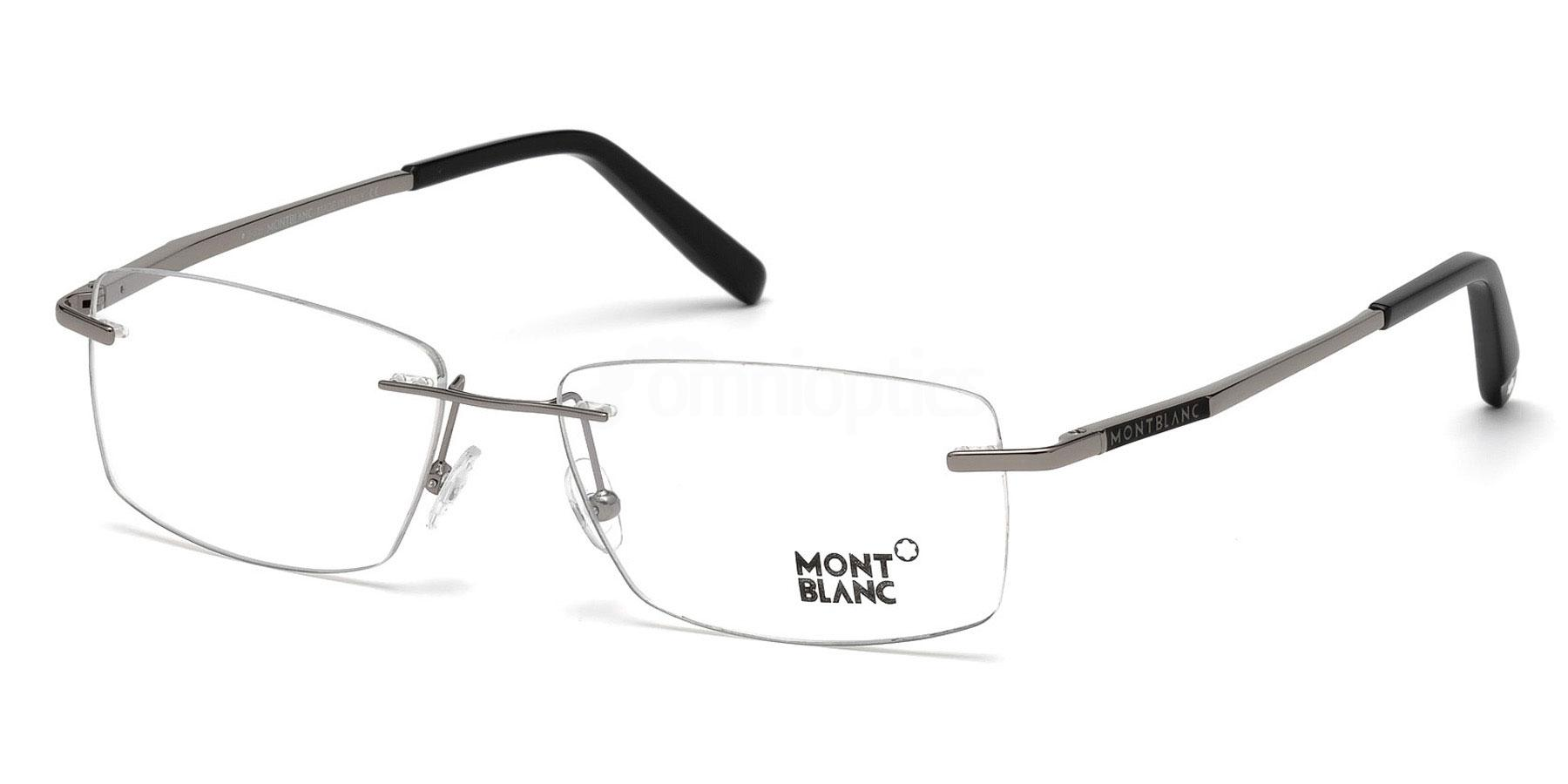 014 MB0670 Glasses, Mont Blanc