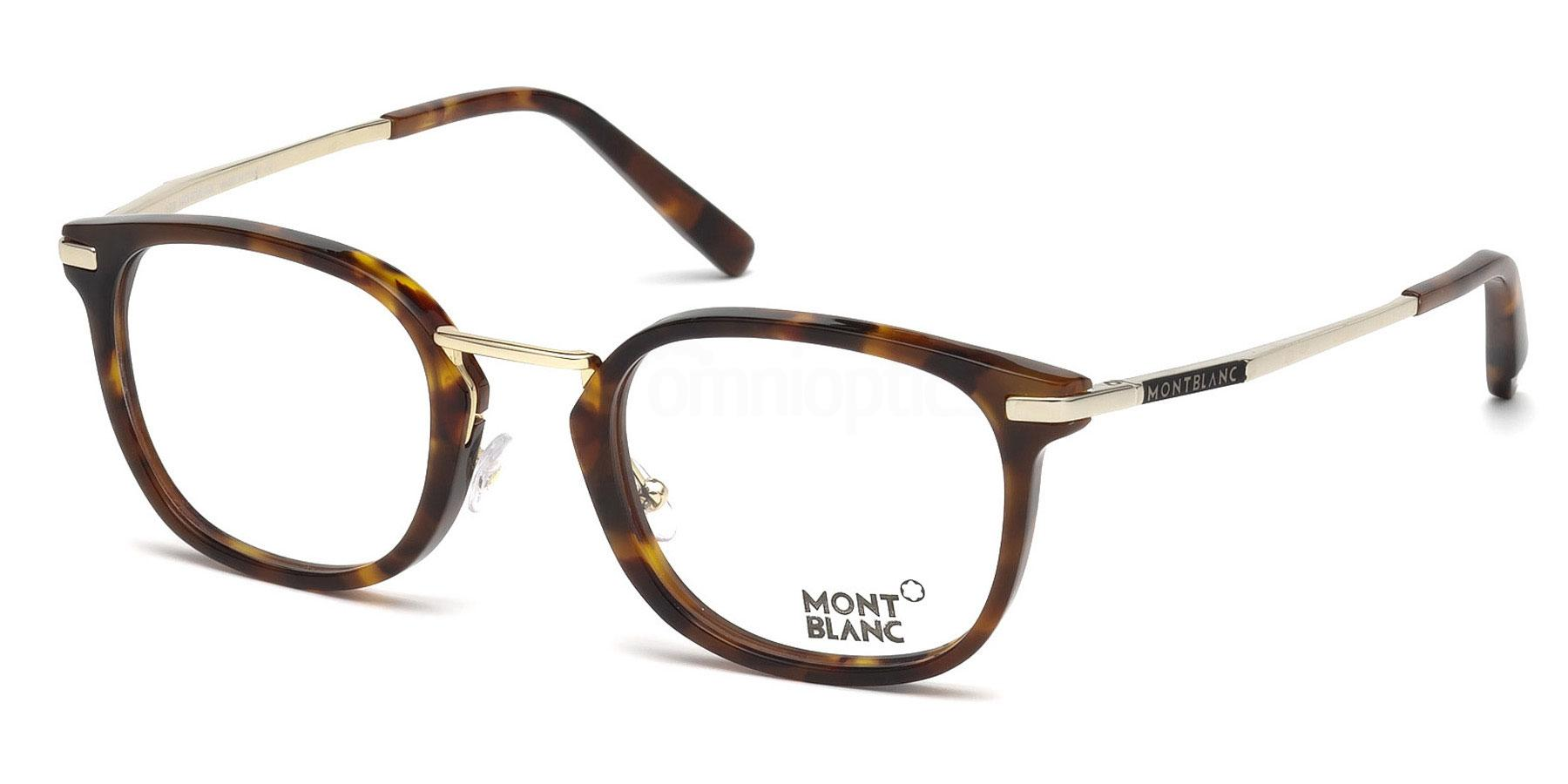 052 MB0671 Glasses, Mont Blanc