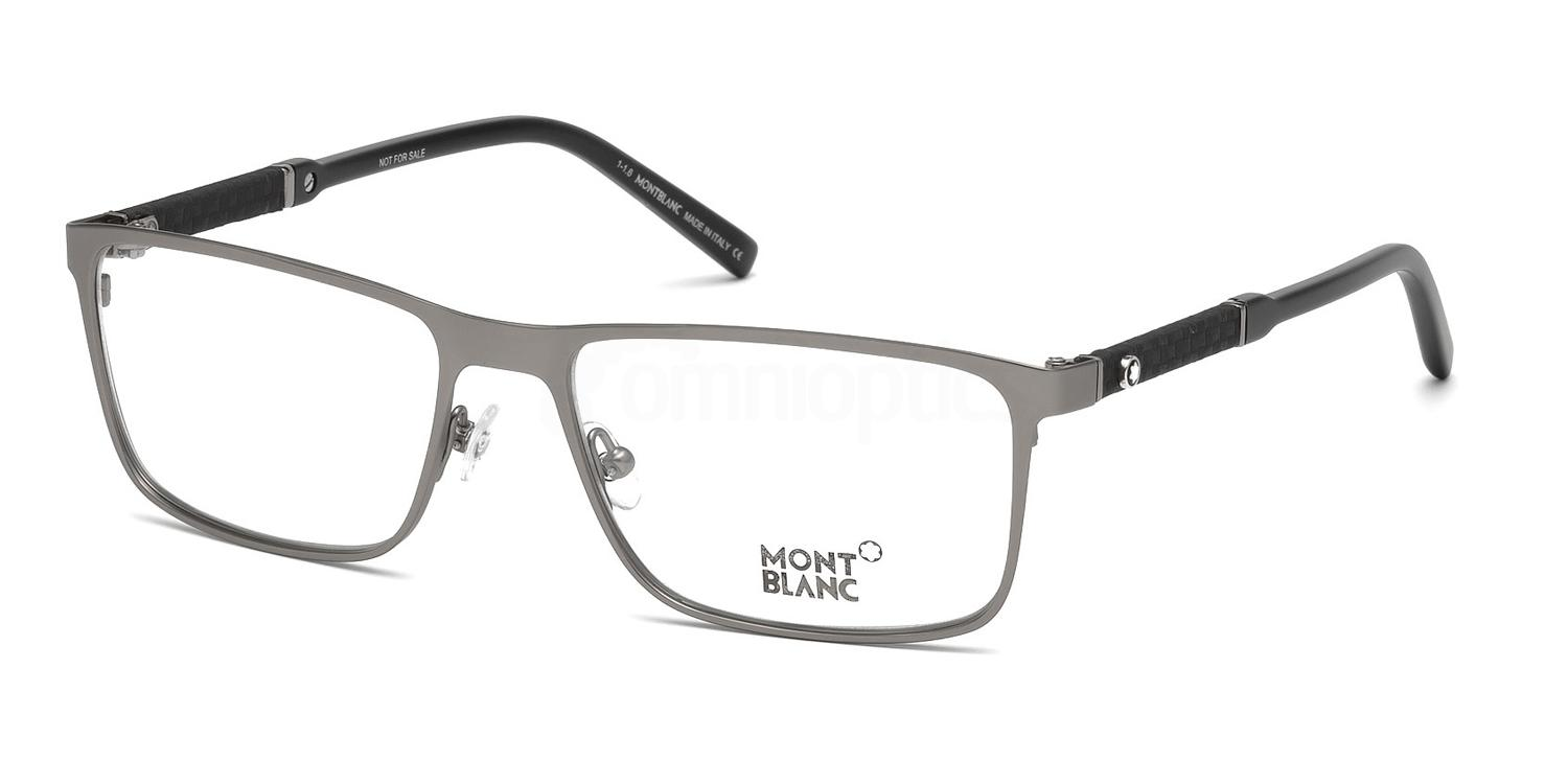 013 MB0674 Glasses, Mont Blanc