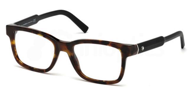 052 MB0680 Glasses, Mont Blanc