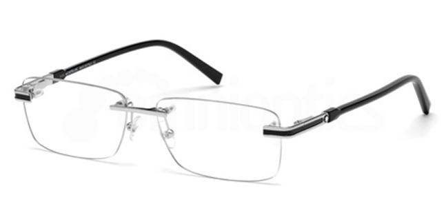 016 MB0679 Glasses, Mont Blanc