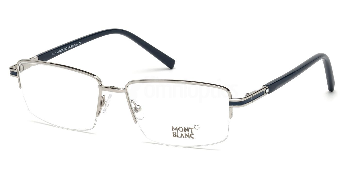 014 MB0708 Glasses, Mont Blanc