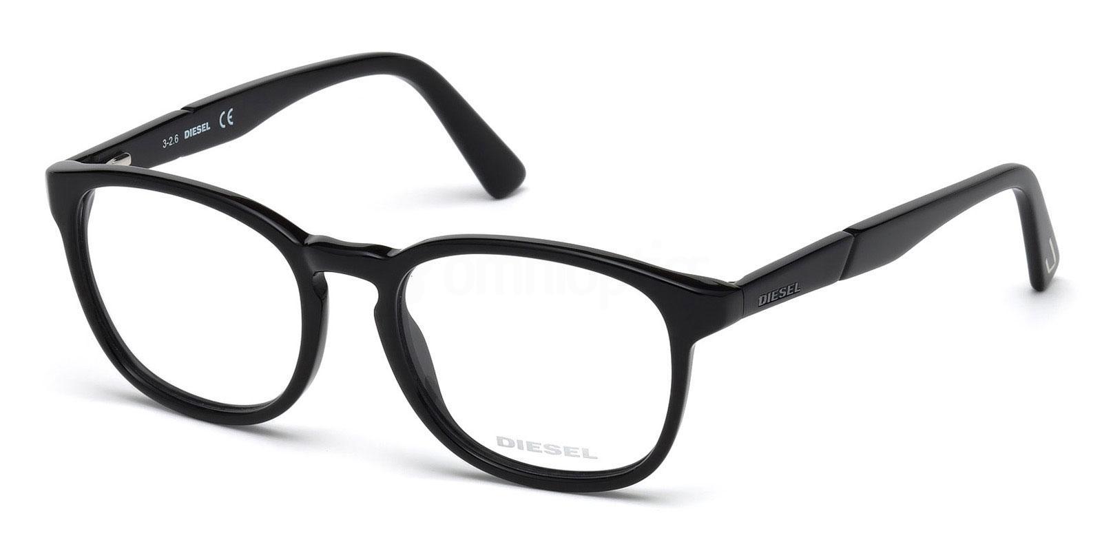 001 DL5237 Glasses, Diesel