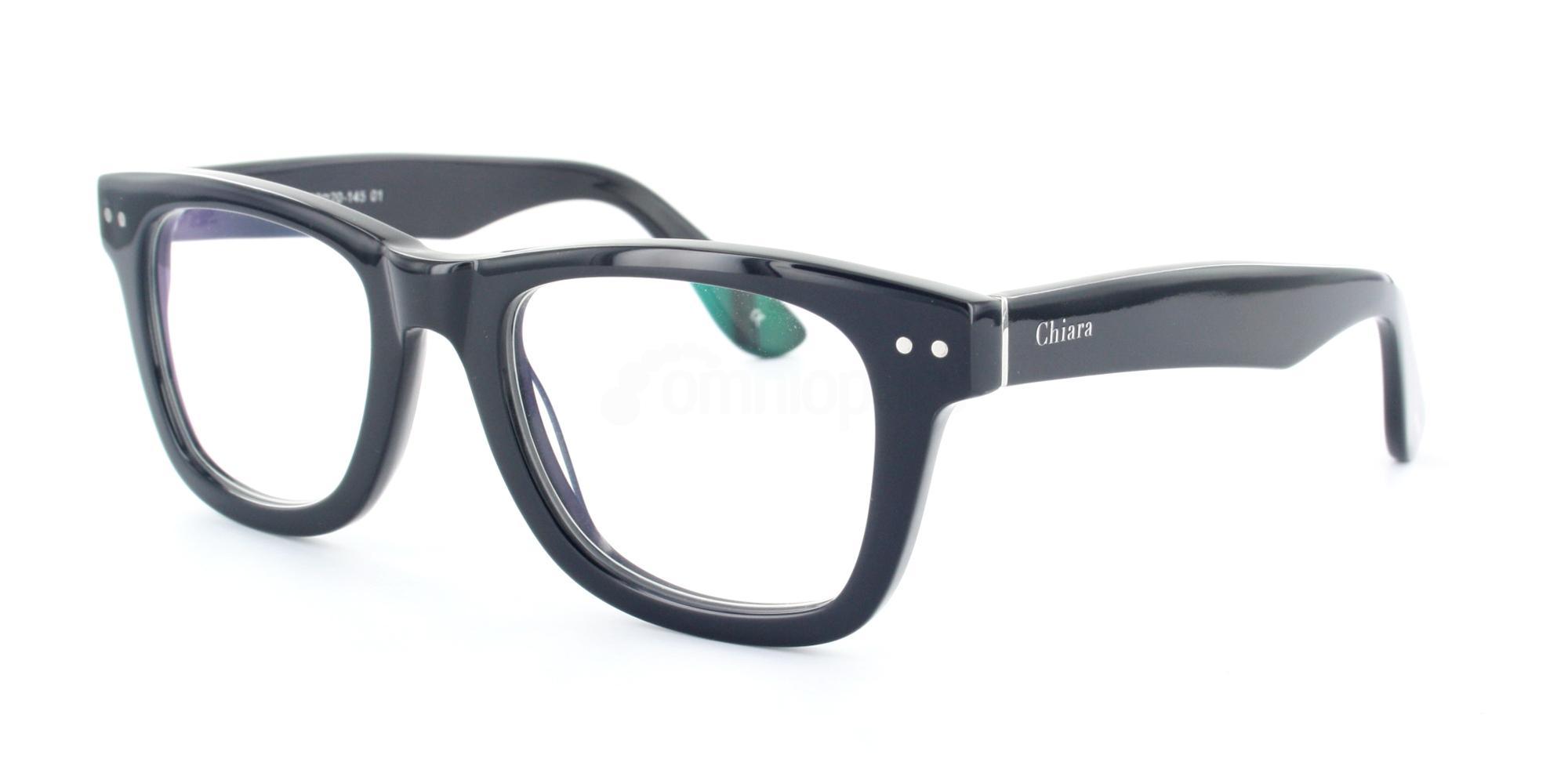 01 UCV1001 Glasses, Chiara Visione