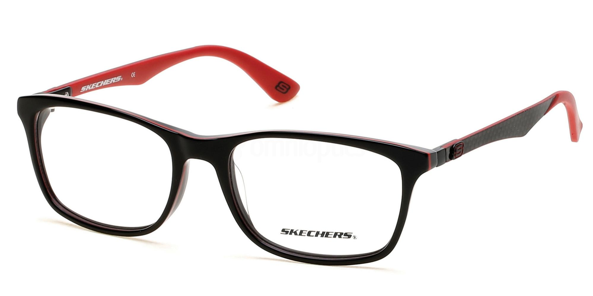 001 SE3137 Glasses, Skechers