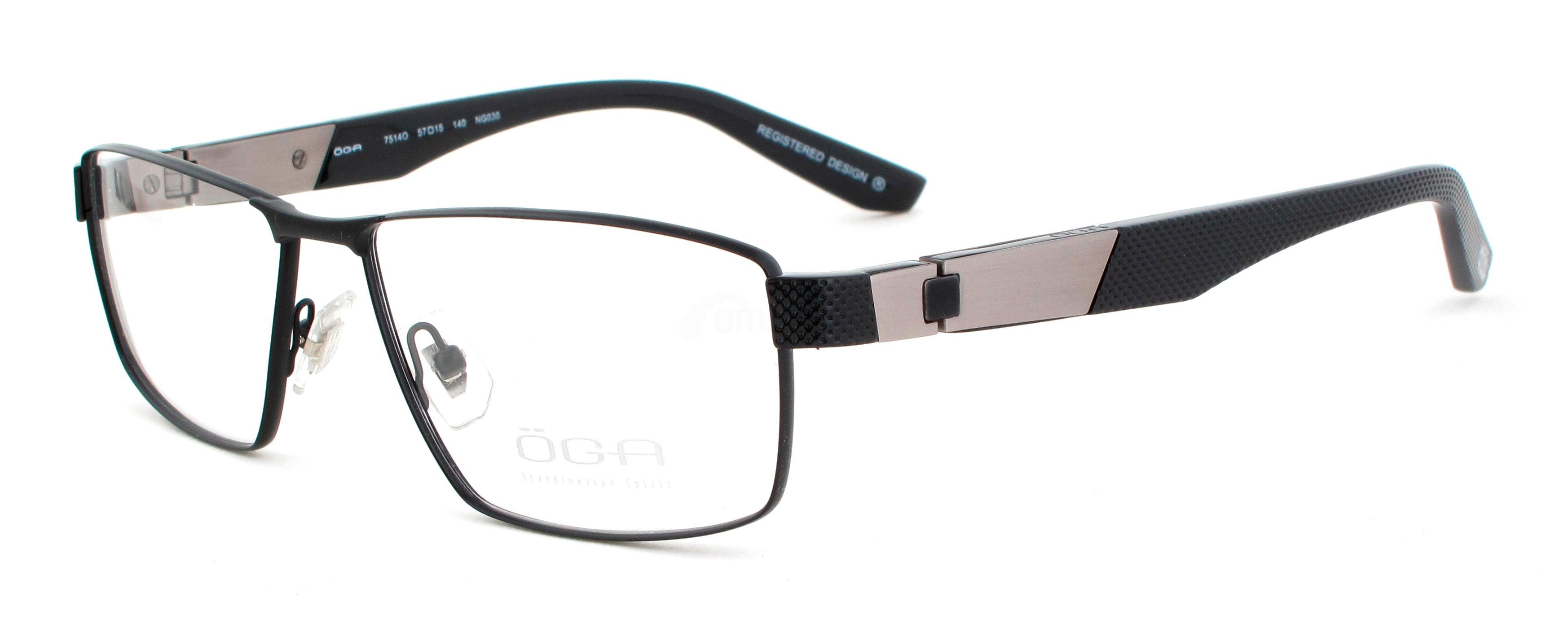NG030 7514O FALK 3 Glasses, ÖGA Scandinavian Spirit