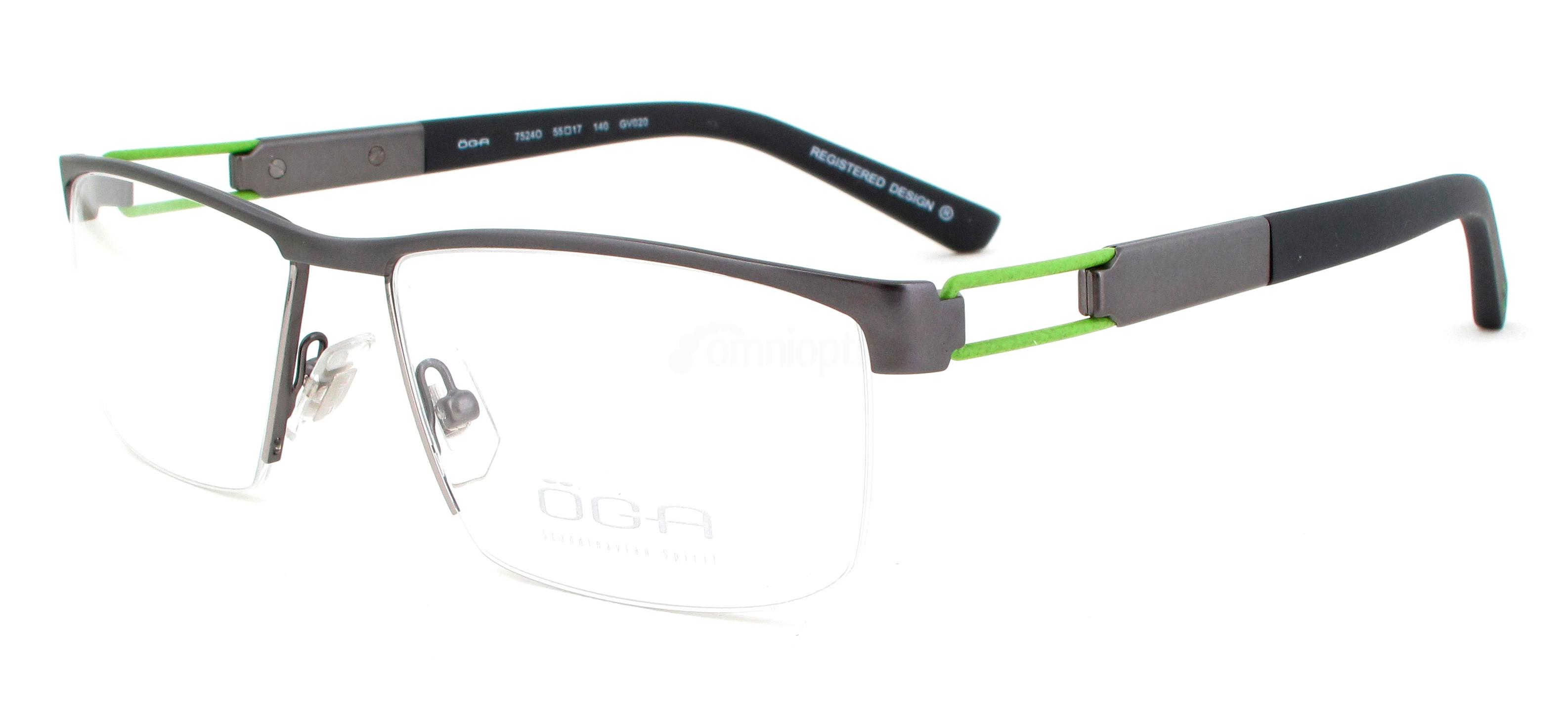 GV020 7524O TRAD 3 Glasses, ÖGA Scandinavian Spirit