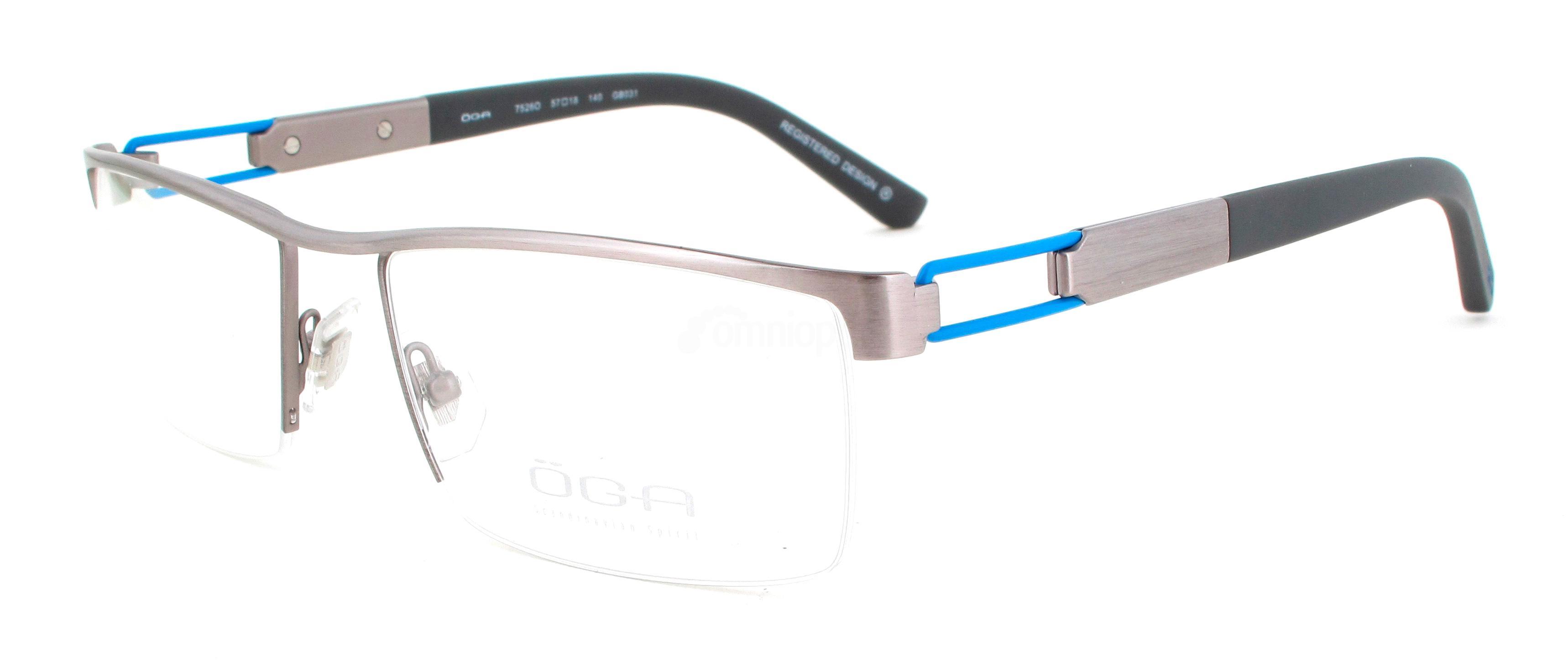 GB031 7526O TRAD 3 Glasses, ÖGA Scandinavian Spirit