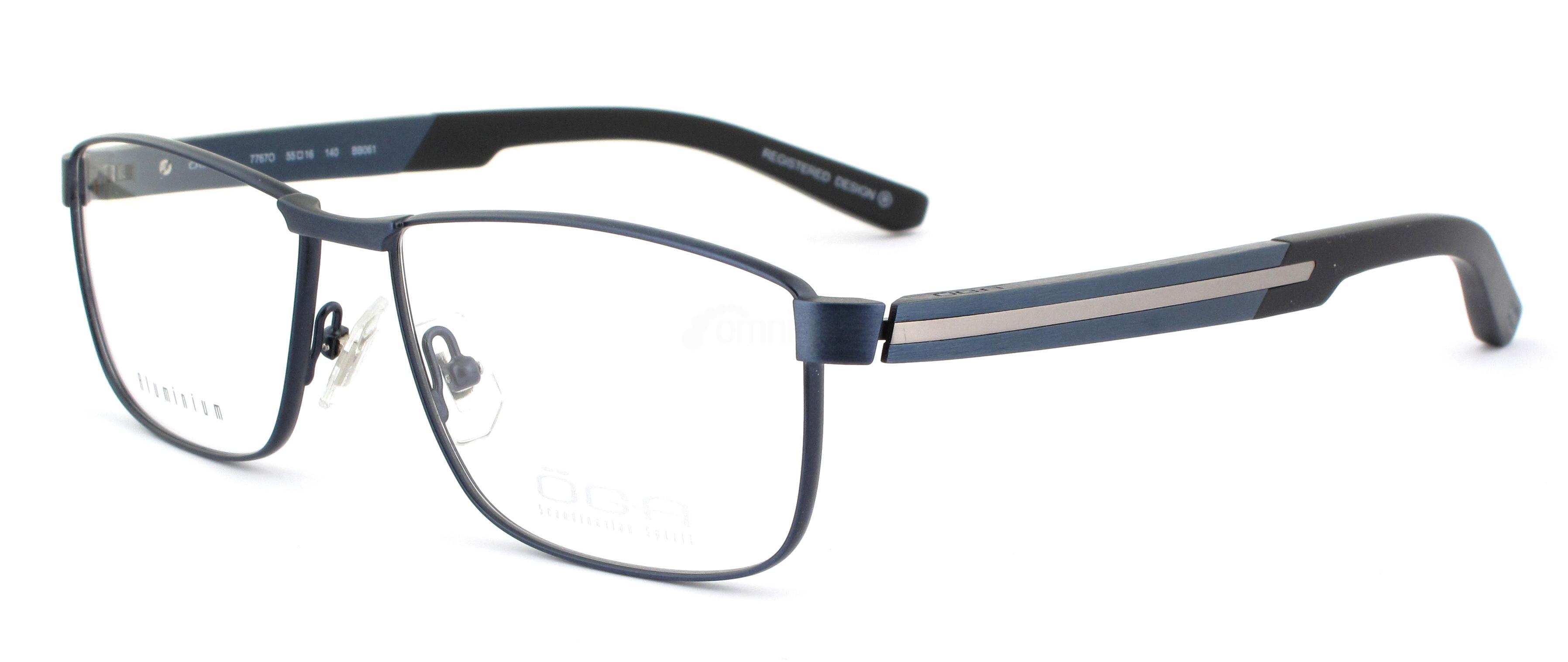 BB061 7767O TANGER 2 Glasses, ÖGA Scandinavian Spirit