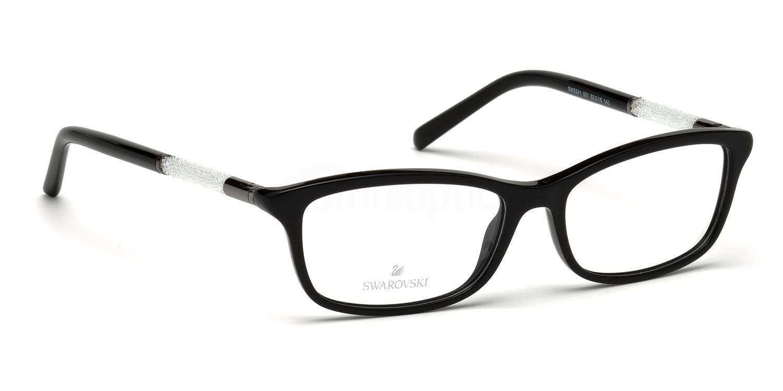 001 SK5241 Glasses, Swarovski