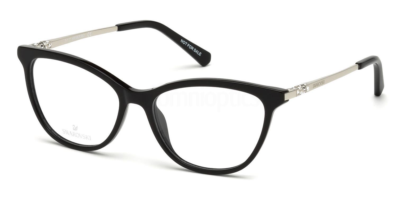 001 SK5249-H Glasses, Swarovski