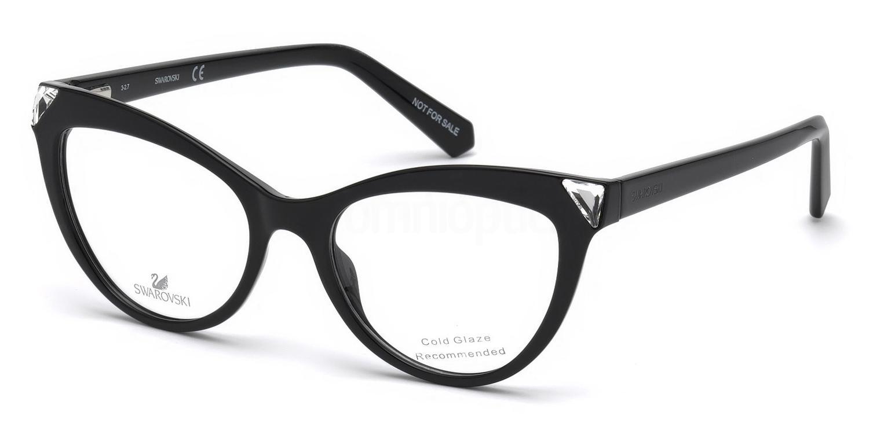 001 SK5268 Glasses, Swarovski