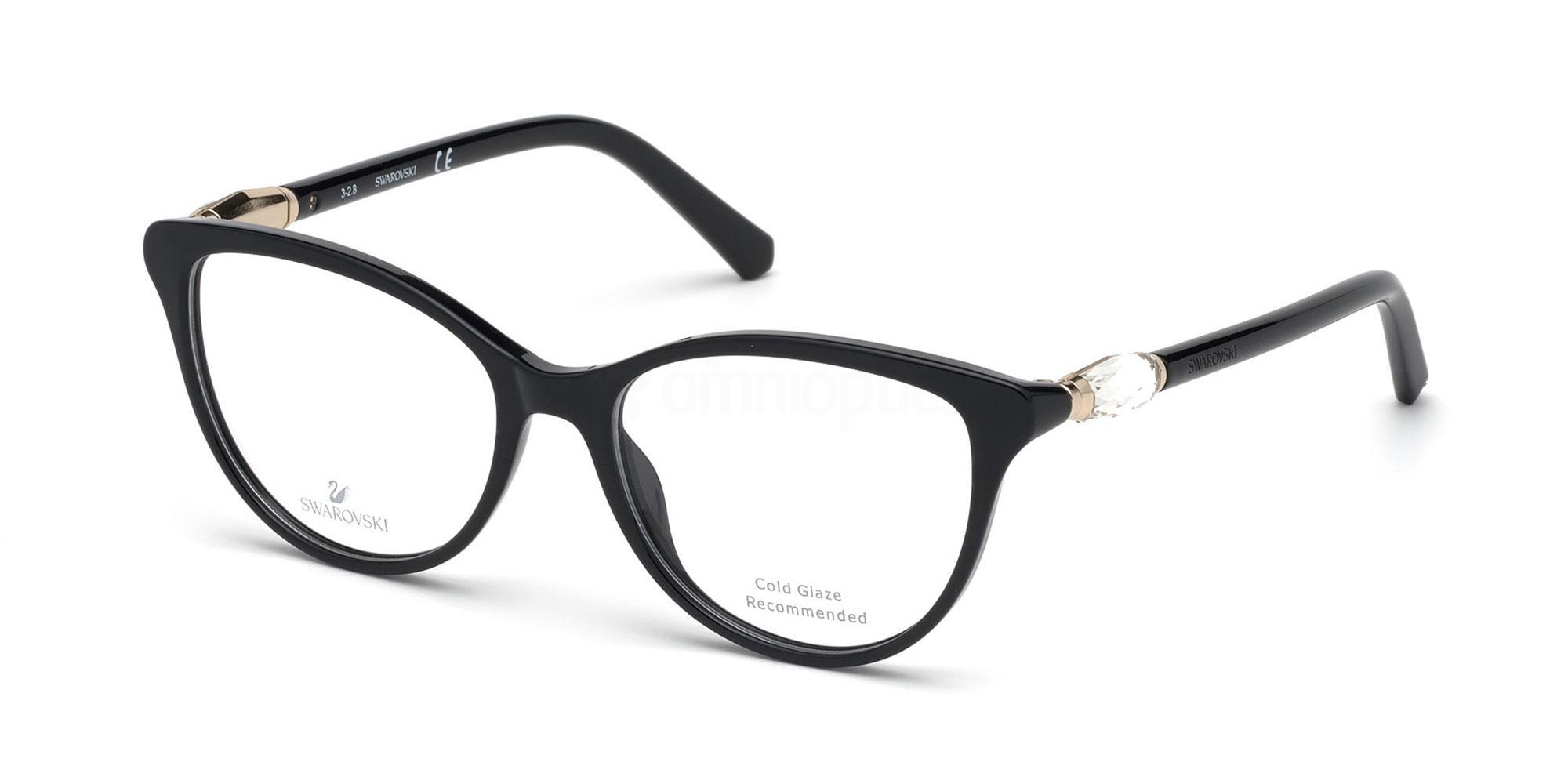 001 SK5311 Glasses, Swarovski