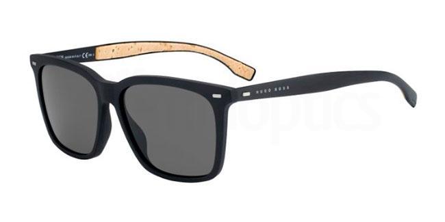 0R5  (NR) BOSS 0883/S Sunglasses, BOSS Hugo Boss