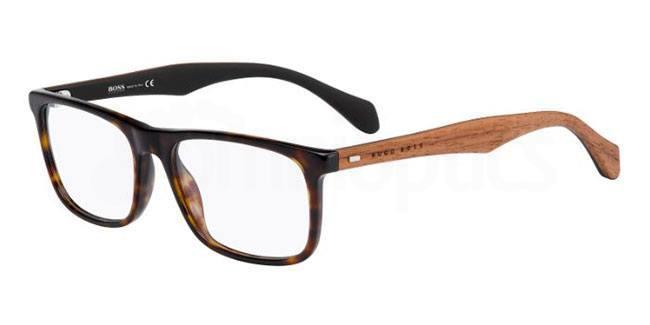 RAH BOSS 0779 Glasses, BOSS Hugo Boss