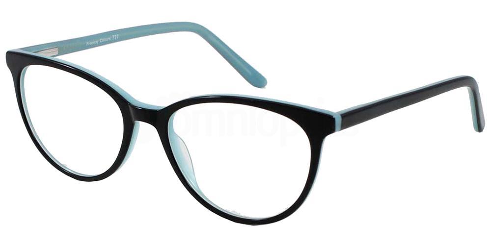 01 727 Glasses, Freeway Colours