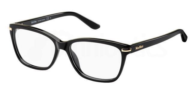 807 MM 1217 Glasses, MaxMara Occhiali