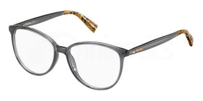 J8E MM 1256 Glasses, MaxMara Occhiali